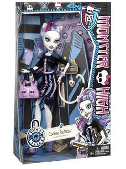 Catrine DeMew Scare Mester Monster High by Monster High - My100Brands
