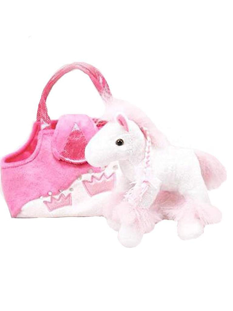 "8"" Princess Karimee Pink Horse by Unipack - My100Brands"