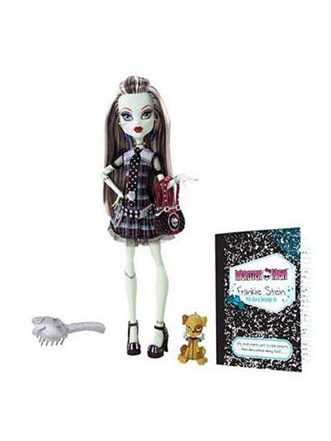 Monster High Frankie Stein Doll by Mattel by Monster High - My100Brands