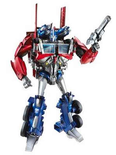 "8"" Transformers Prime Weaponizer Optimus Prime Figure by Transformers Generations - My100Brands"