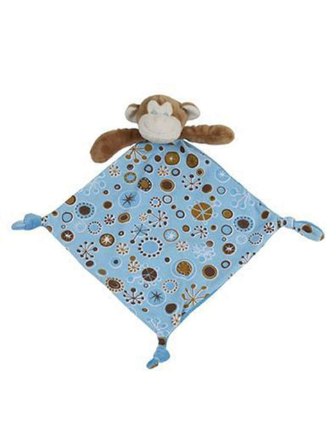 Monkey Jersey Blankie by Maison Chic - My100Brands