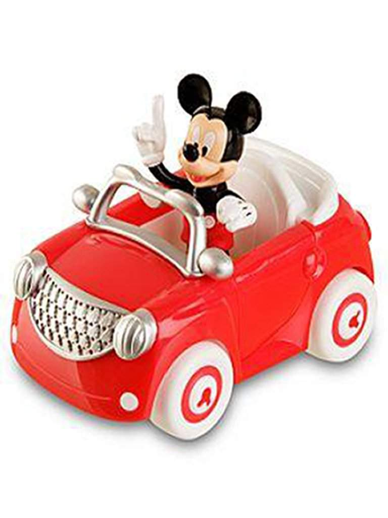 Mickey Mouse Clubhouse Mickey Car by Disney - My100Brands