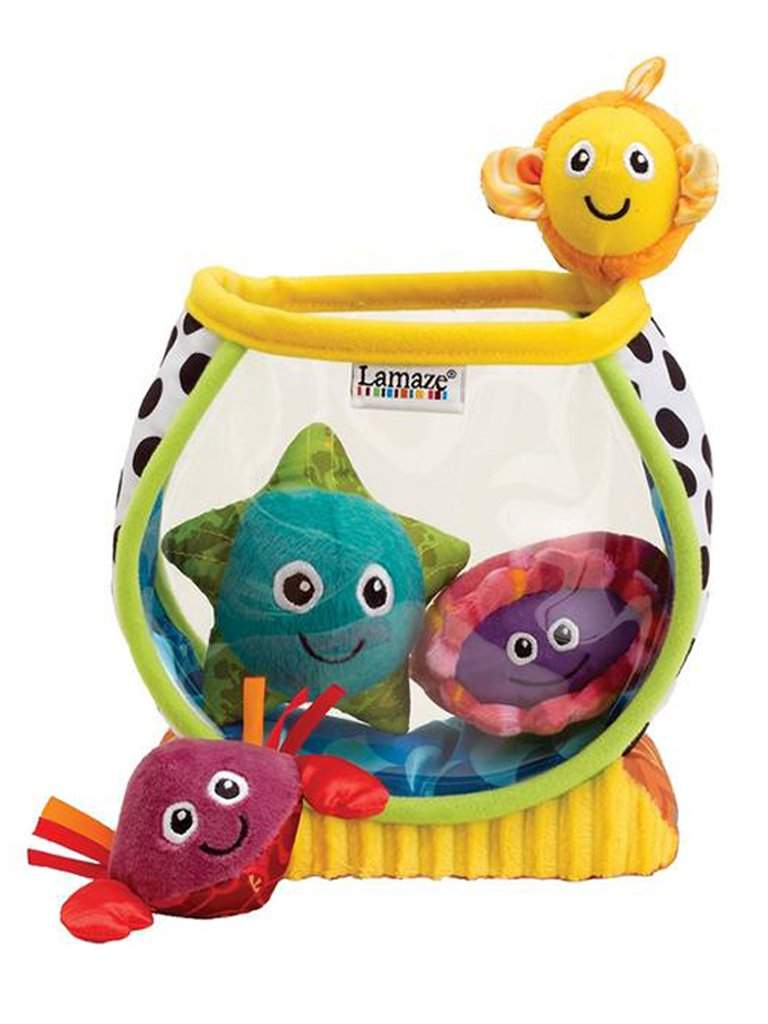 My First Fishbowl Refresh by Lamaze - My100Brands