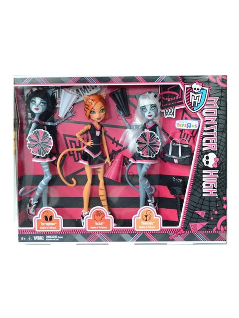 Monster High Go Team by Monster High - My100Brands