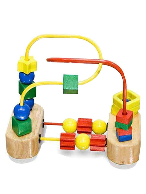 First Bead Maze by Melissa & Doug - My100Brands