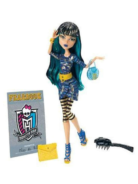 Monster High Picture Day Cleo De Nile Doll by Monster High - My100Brands