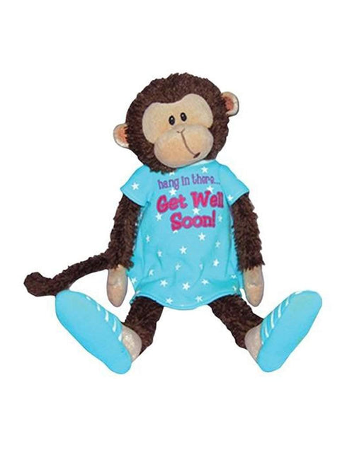 First & Main Mendin Monkey Plush Toy by First & Main - My100Brands