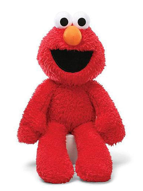 Sesame Street Elmo Plush Full Body Hand Puppet by Sesame Street - My100Brands