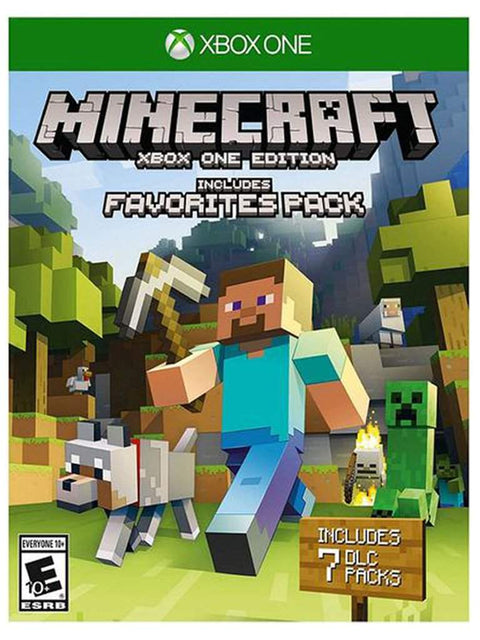 Minecraft Fan Favorites for Xbox One by Minecraft - My100Brands