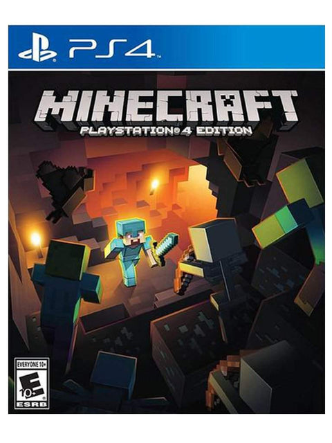 Minecraft for PS4 by Minecraft - My100Brands