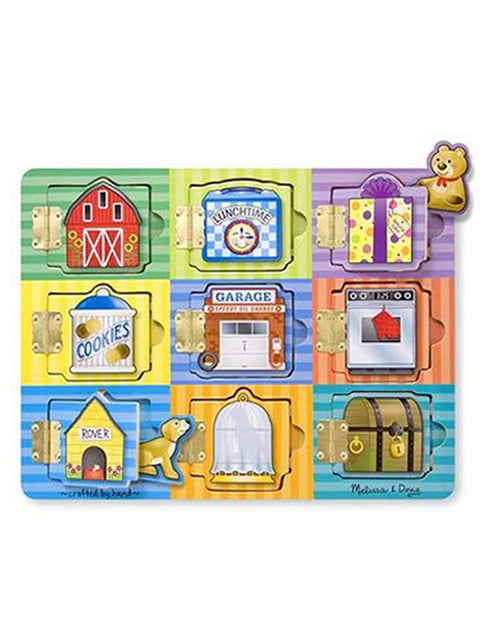 Magnetic Hide & Seek Board by Melissa & Doug - My100Brands
