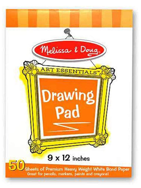 Melissa & Doug Drawing Pad by My100Brands - My100Brands