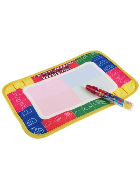 Water Painting Doodle Mat by My100Brands - My100Brands
