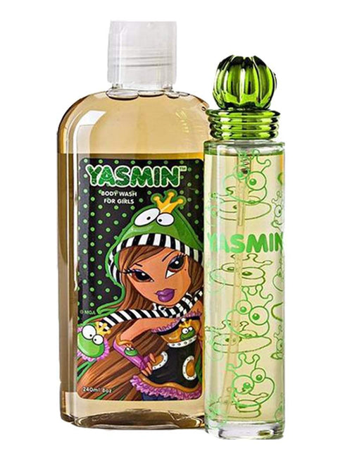 Bratz Yasmin Spray and Body Wash 2-Pc Gift Set by Bratz - My100Brands
