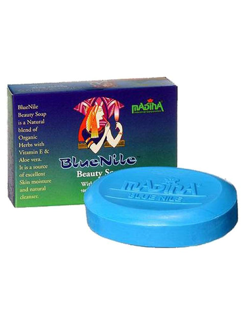 Blue Nile Soap with Vitamin E - 3,5 oz by Madina - My100Brands