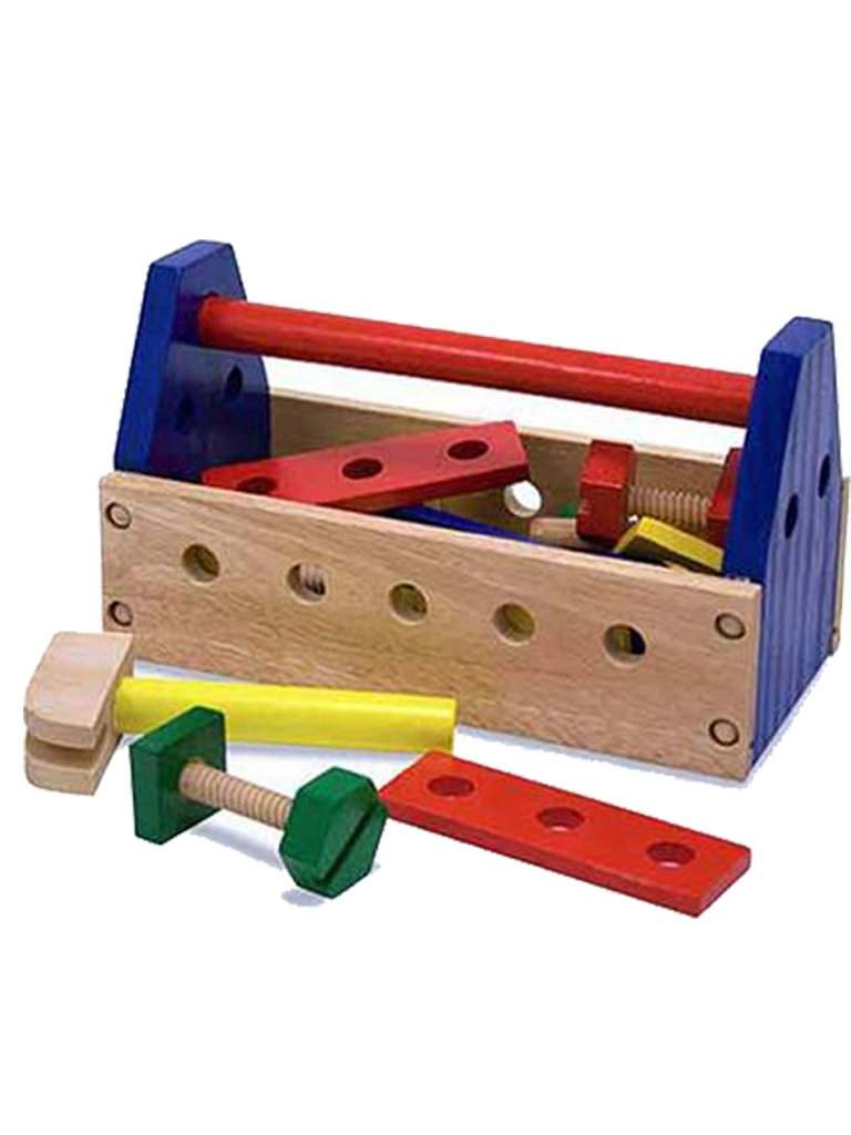 Take-Along Tool Kit Wooden Toy by Melissa & Doug - My100Brands