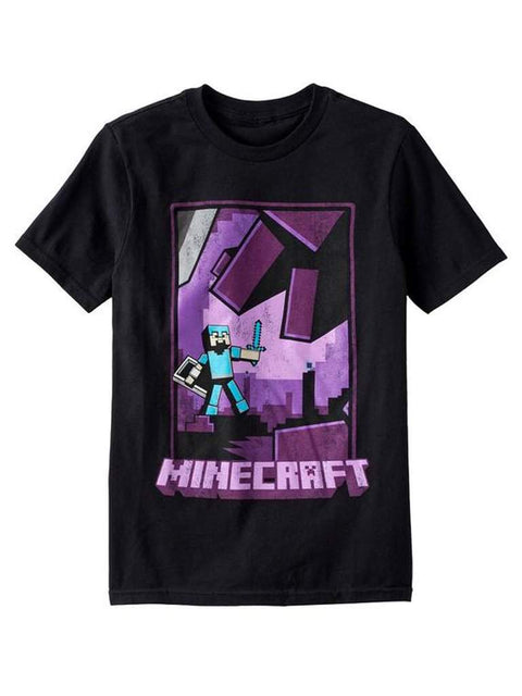 Boy's Minecraft Tee by Minecraft - My100Brands