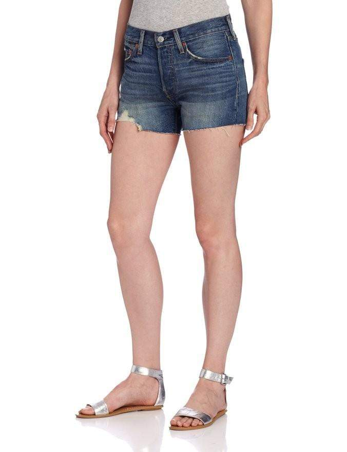 Levi's Women's 501 Cut Off Shorts by Levi's - My100Brands