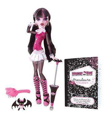 Monster High Draculaura Doll by Mattel by Monster High - My100Brands