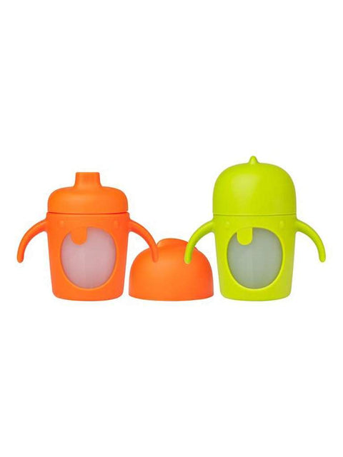 Boon Modster Spout Sippy 2 Pack - 7 oz by Boon - My100Brands