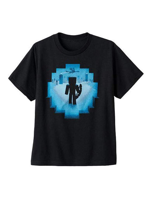 Boy's Minecraft Eye of Ender Tee by Minecraft - My100Brands