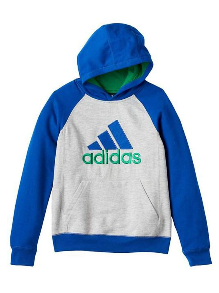 Adidas Boys' Fleece Hoodie by Adidas - My100Brands