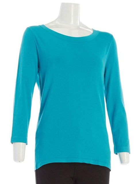 August Silk Women's Three-Quarter Sleeve Sweater by August Silk - My100Brands