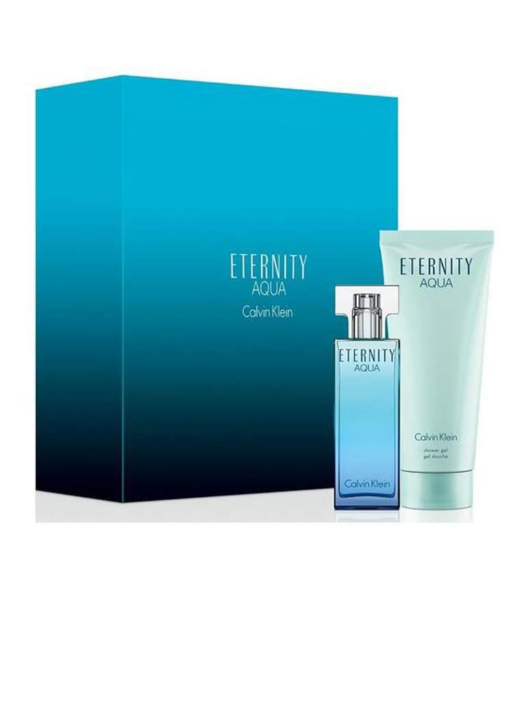 Calvin Klein Eternity Aqua Fragrance Gift Set by Calvin Klein - My100Brands