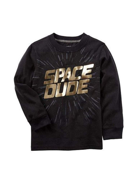 Carter's Space Dude Foil Graphic Tee by Carters - My100Brands
