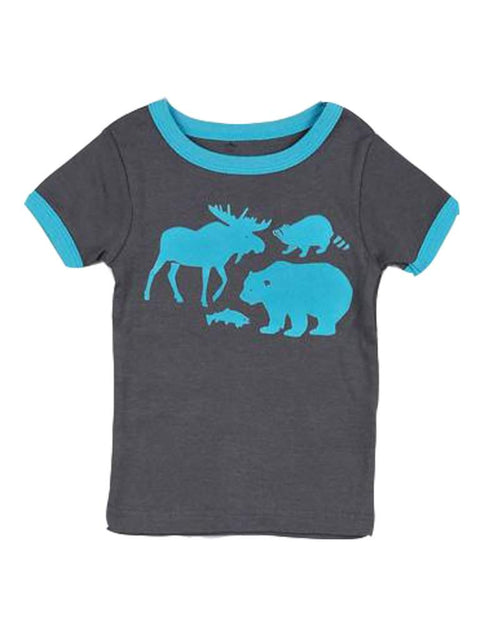 Carter's Baby Boy Animal Applique Tee by Carters - My100Brands
