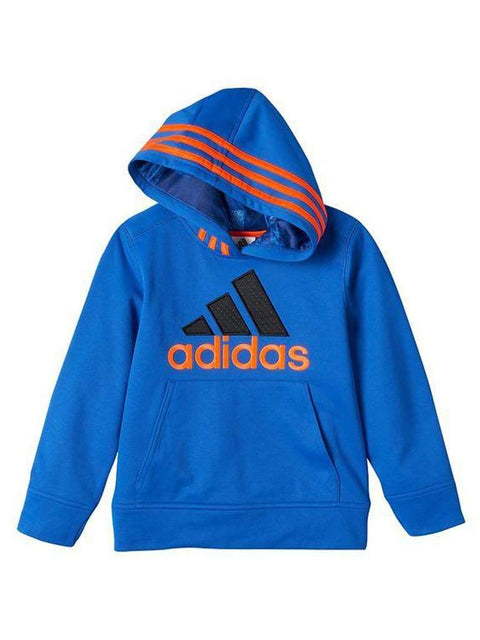 Adidas Fleece-Lined Pullover Classic Hoodie by Adidas - My100Brands