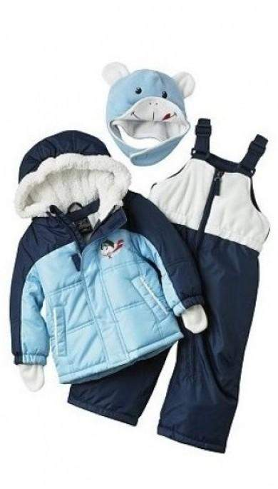 ZeroXposur Hercules Jacket and Snow Bibs Set - Baby by ZeroXposur - My100Brands