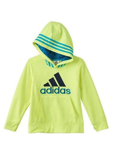Adidas Fleece-Lined Classic Hoodie by Adidas - My100Brands