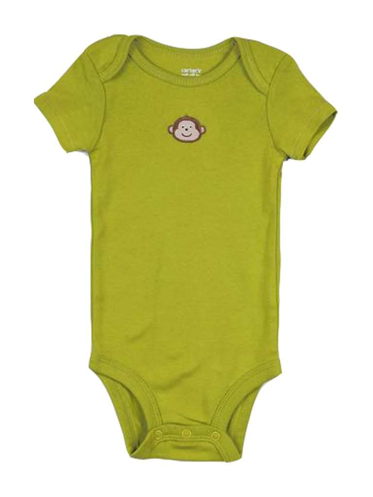 Carter's Baby Boy Monkey Bodysuit by Carters - My100Brands