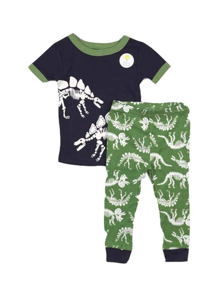 Carter's Baby Boy Glows in The Dark Pajamas by Carters - My100Brands