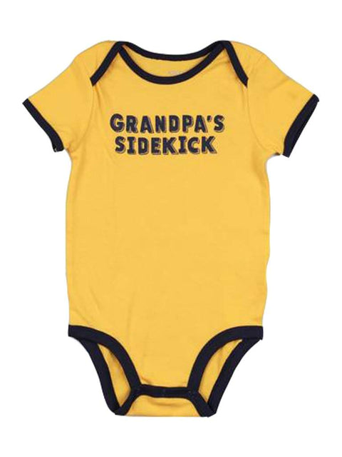 Carter's Baby Boy Grandpa's Sidekick Bodysuit by Carters - My100Brands