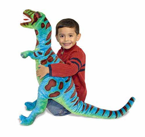 T-Rex Giant Stuffed Animal by Melissa & Doug - My100Brands