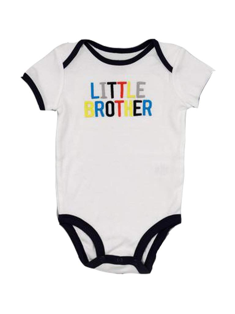 Carter's Baby Boy Little Brother Bodysuit by Carters - My100Brands