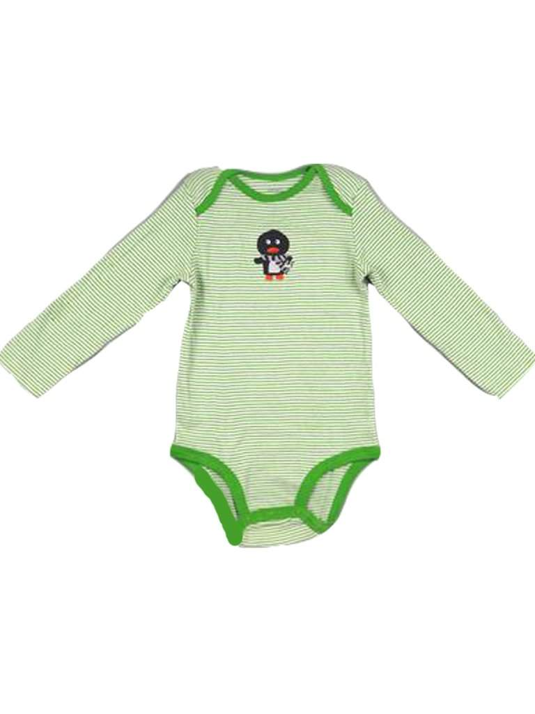 Carter's Baby Boy Stripe Long Sleeve Bodysuit by Carters - My100Brands