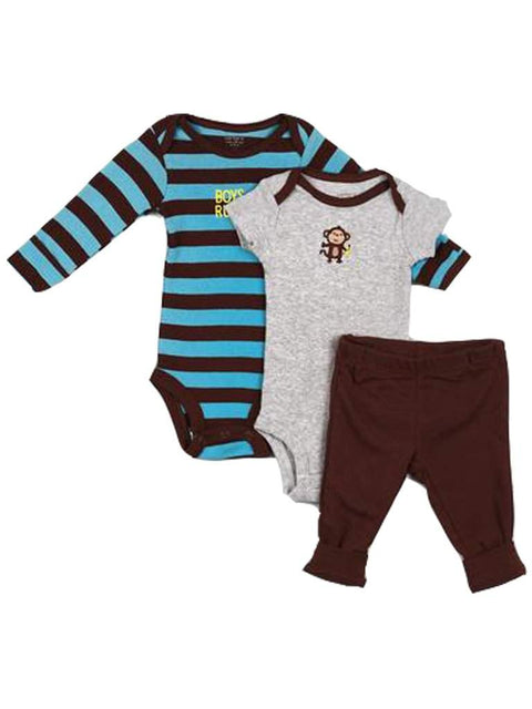 Carter's Baby Boy Newborn 3-Pc Set by Carters - My100Brands