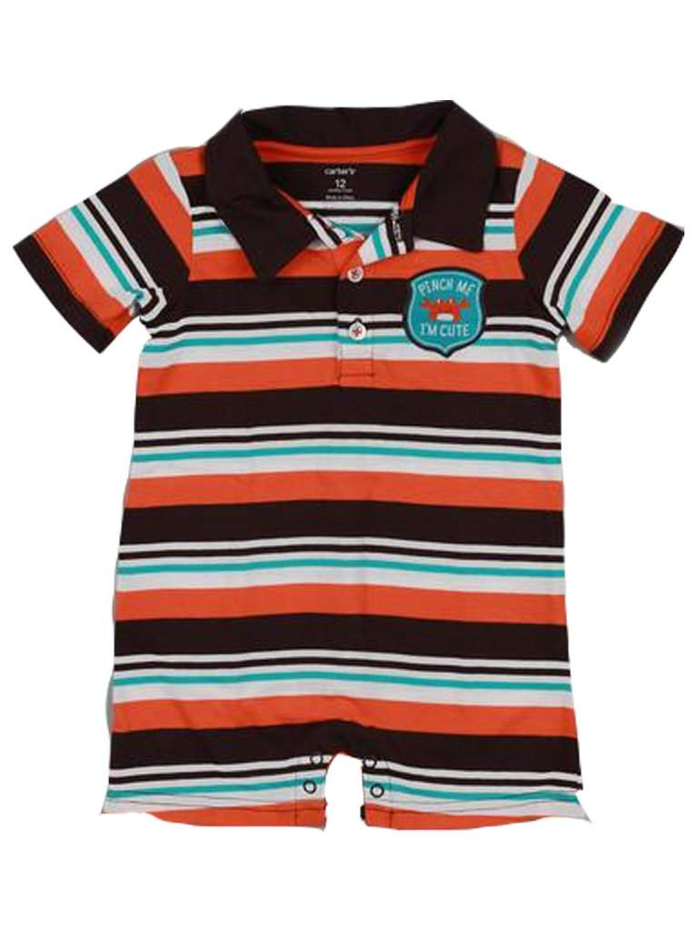 Carter's Baby Boy Stripe Romper by Carters - My100Brands