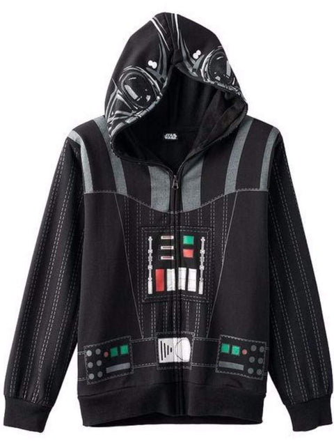 Boy's Star Wars Darth Vader Hoodie by My100Brands - My100Brands