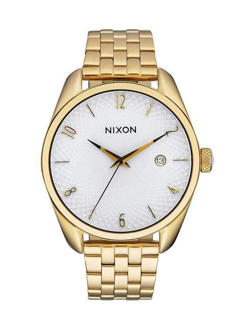 Nixon Bullet Gold Women's Watch by Nixon - My100Brands