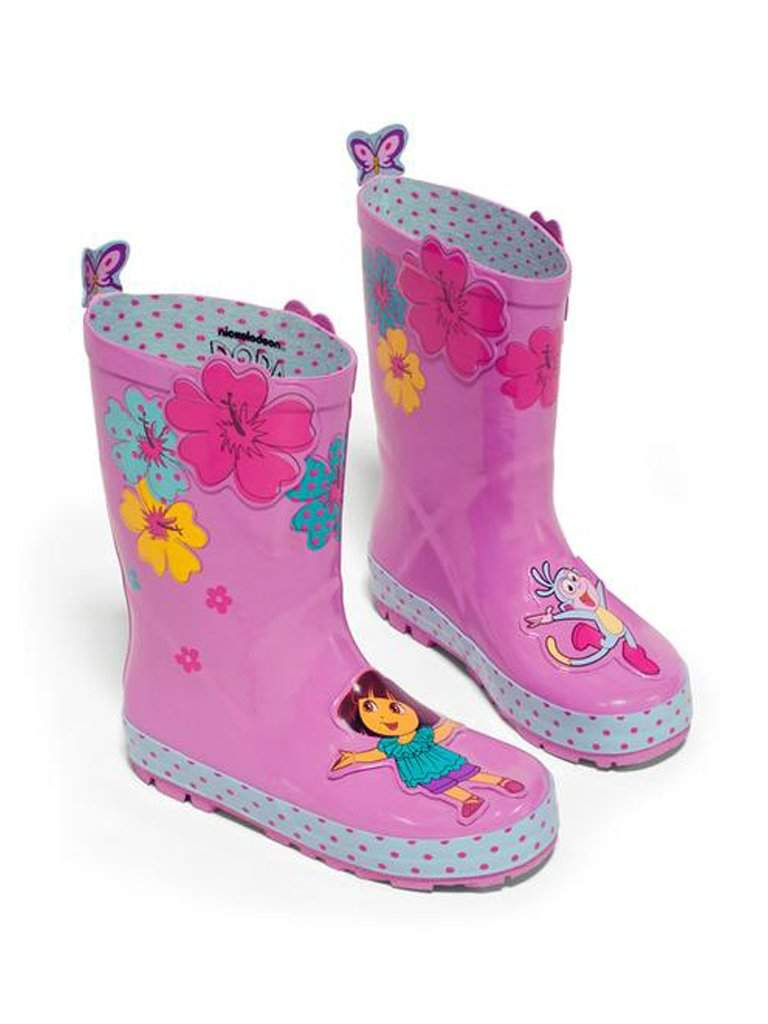 Dora the Explorer Rain Boots by Dora The Explorer - My100Brands