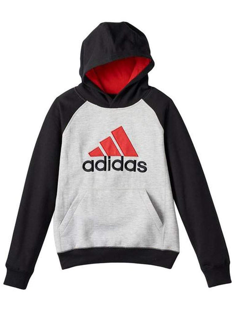 Adidas Fleece Pullover Hoodie by Adidas - My100Brands