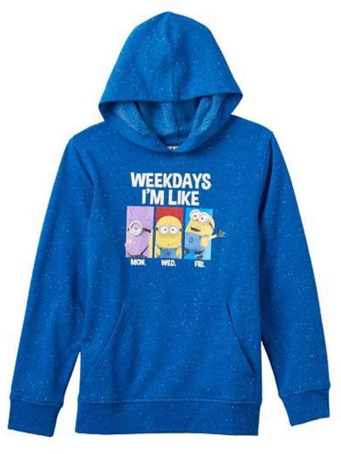 Boy's Despicable Me Minions Hoodie by My100Brands - My100Brands
