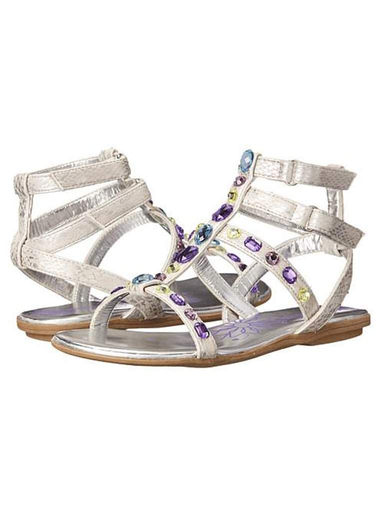 Kenneth Cole Reaction Brighten Up Girls Gladiator Sandal by Kennet Cole Reaction - My100Brands