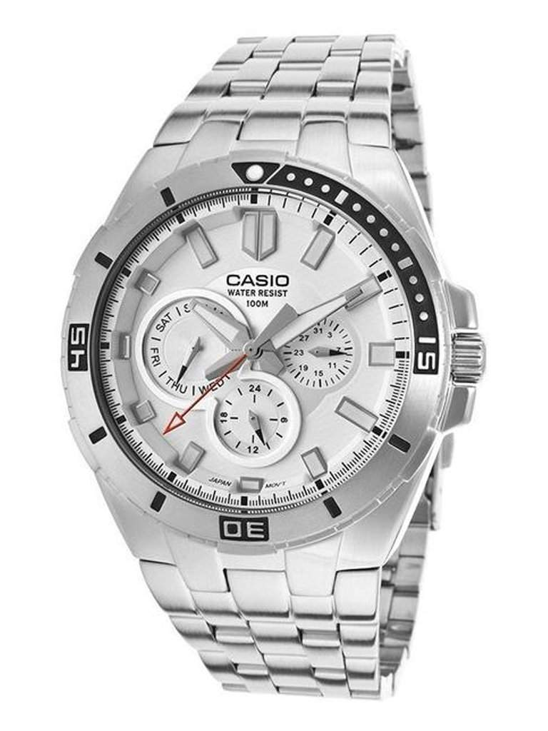 Casio White Dial Dive Men's Watch by My100Brands - My100Brands