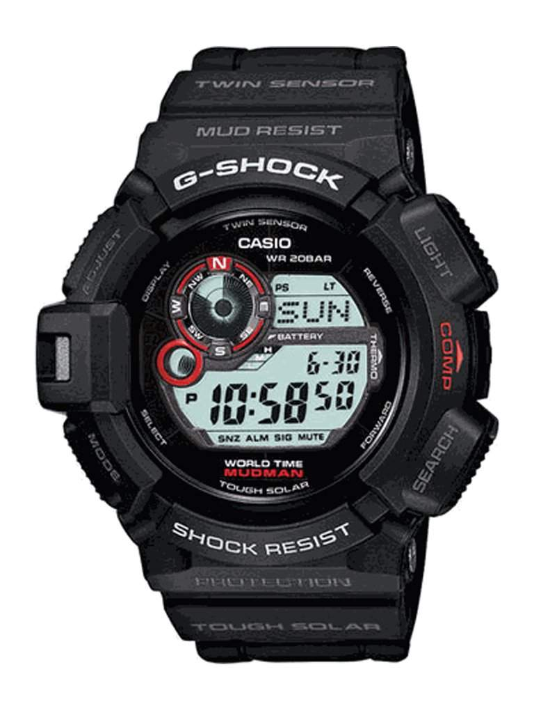 Casio G-Shock Mudman Compass Men's Watch by Casio - My100Brands
