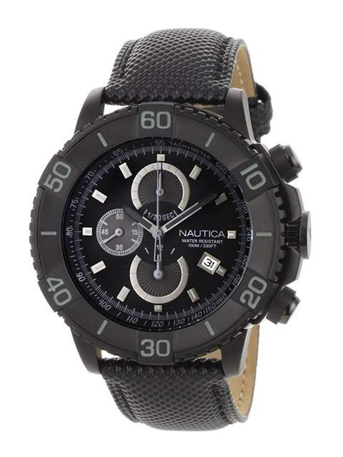 Nautica Chronograph Tachymeter Dial Men's Watch by Nautica - My100Brands